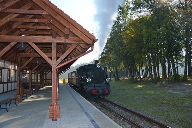 W Krośnicach ruszy kolej wąskotorowa