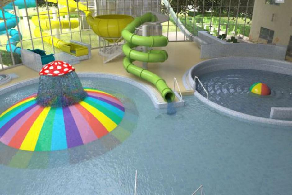 Zerwana umowa z wykonawcą aquaparku