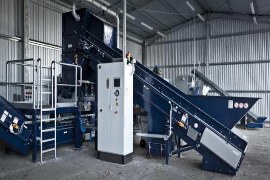 Nowa linia recyklingu układów drukowanych w Grodzisku Mazowieckim