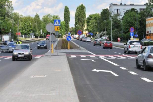 Toruń cieszy się z kolejnej przebudowanej ulicy