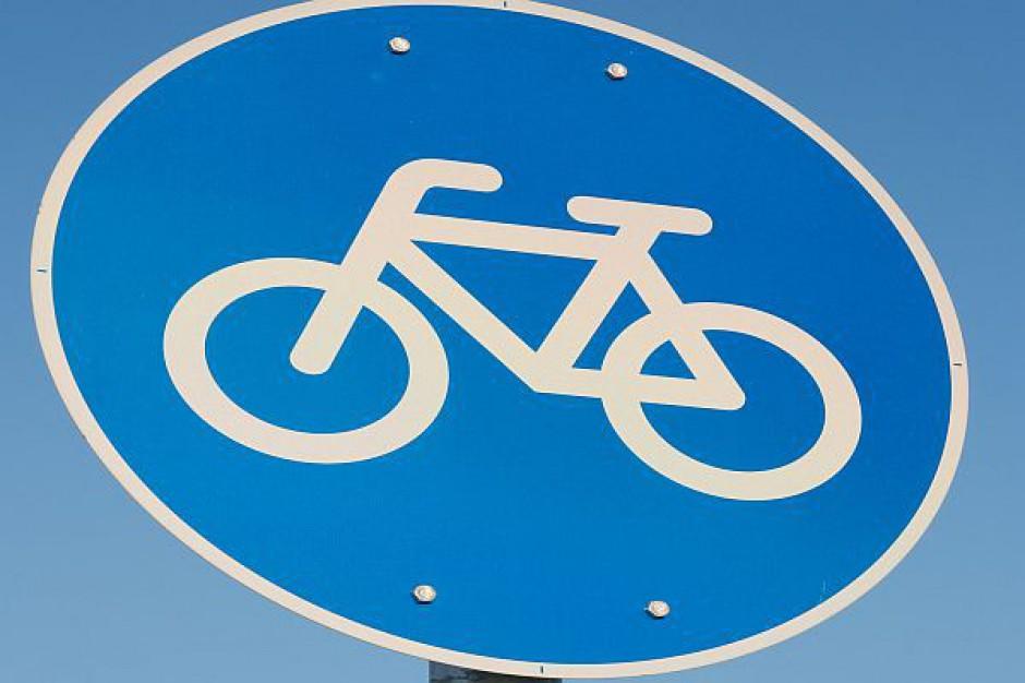 Mandatowe polowanie na rowerzystów