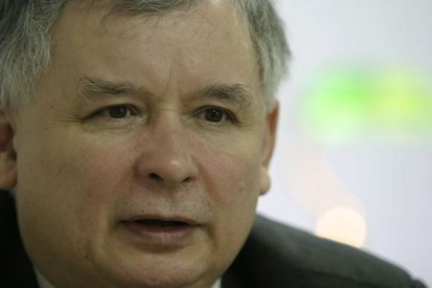 Kaczyński: rząd zwiększa bezrobocie