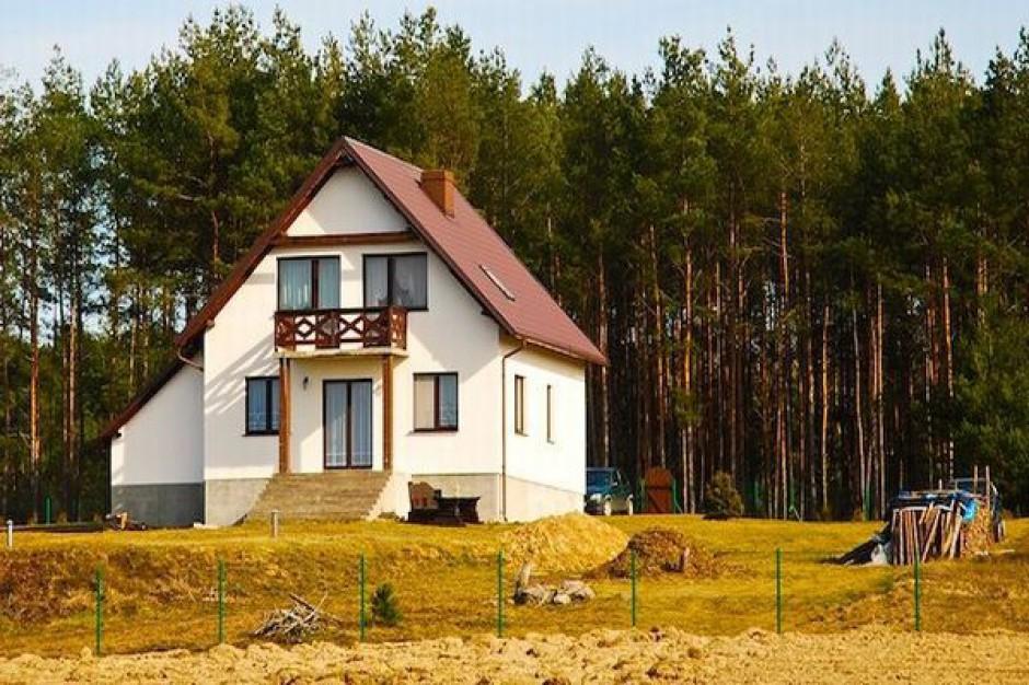 Wesprą budowę domów jednorodzinnych