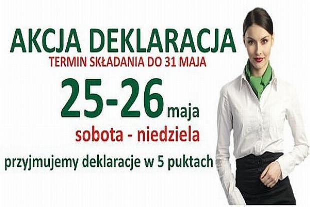 Akcja deklaracja w Białymstoku