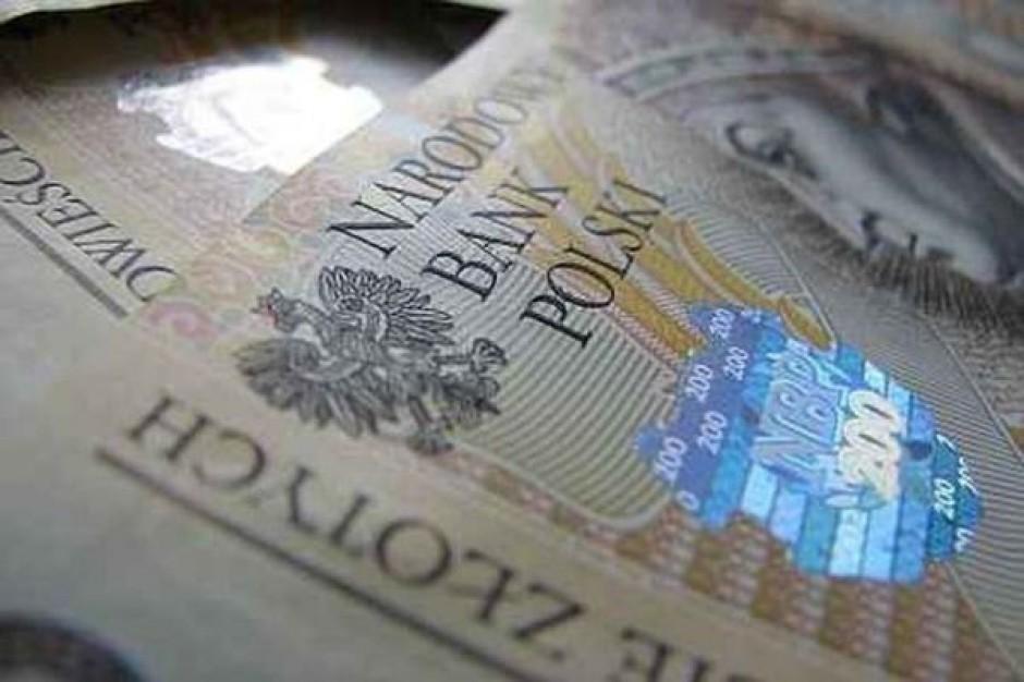 Pieniądze z gwarancji bankowej dla GDDKiA