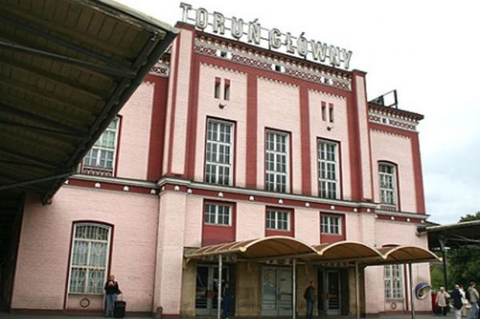 Toruń przejmie i odnowi dworzec