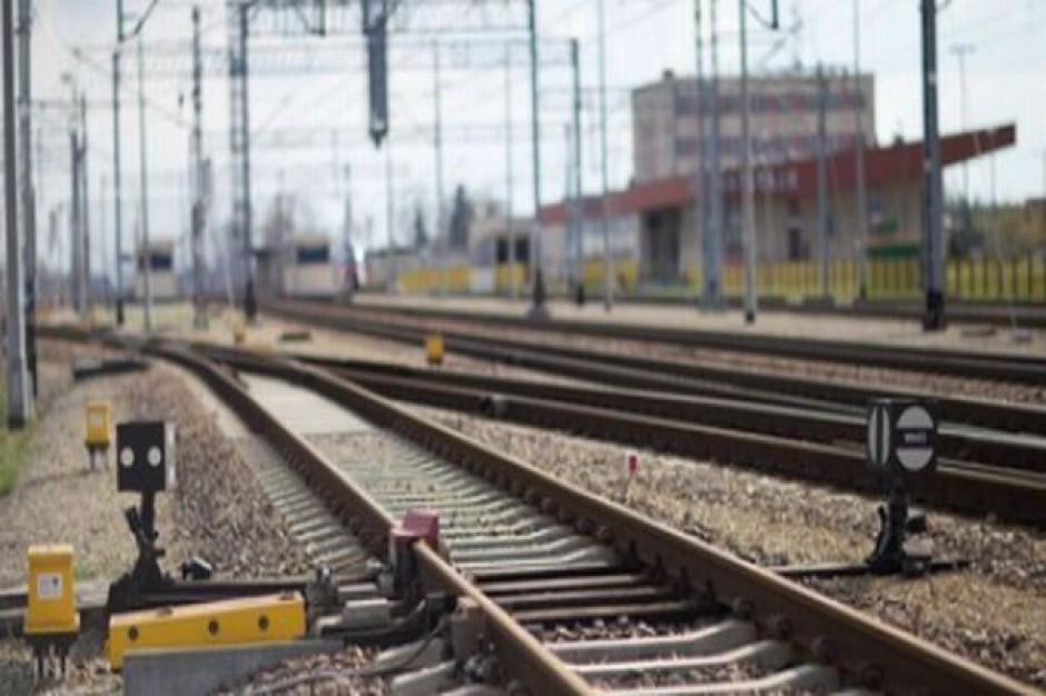 Pociągi w kierunku Śląska będą się wlokły