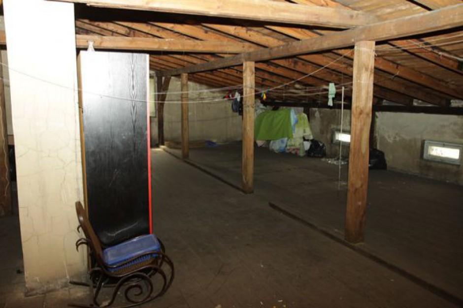 Łódź chce zmieniać strychy na mieszkania