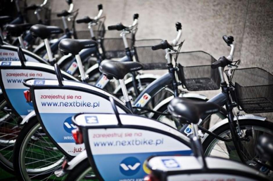 Kolejne stacje roweru miejskiego w Opolu