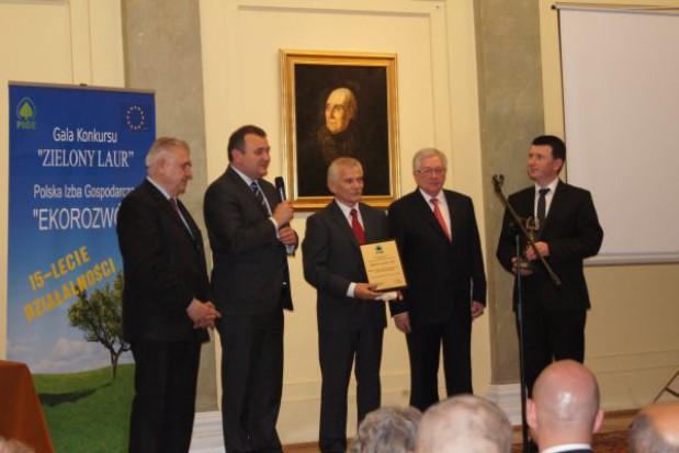 Nagrodzono inwestycje ekologiczne 2012 r.