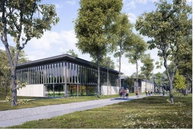 Nowczesne sanatorium w Konstancinie