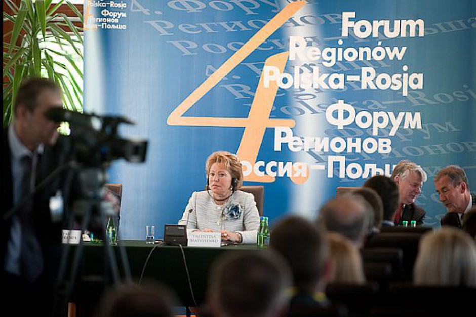 Samorządy walczą o kontrakty w Rosji