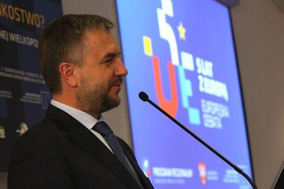 Wpływ regionów na podział funduszy UE