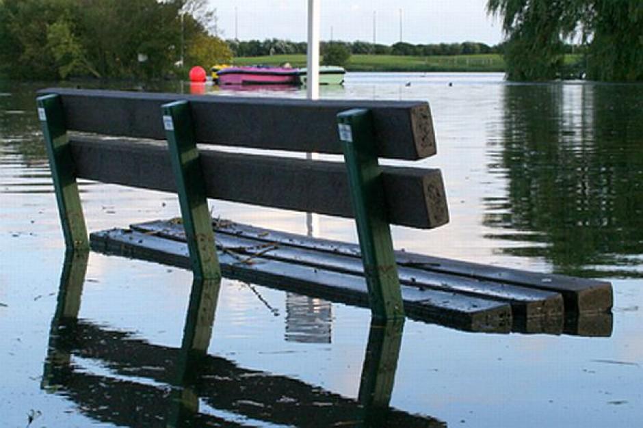 Powódź zagraża Warszawie