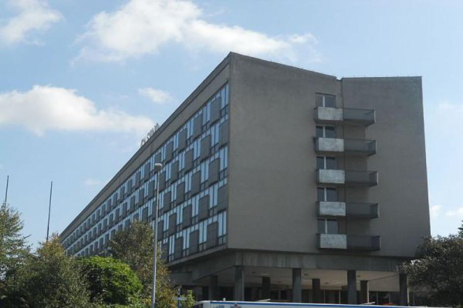 Jest plan nowego obiektu w miejscu dawnego hotelu Cracovia