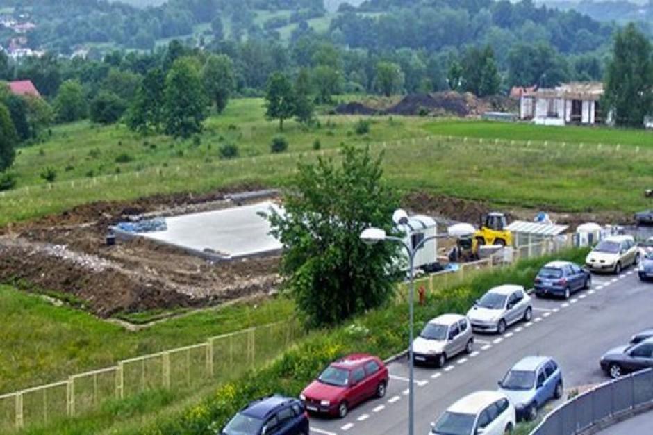 Szpital w Krośnie przebudowuje lądowisko
