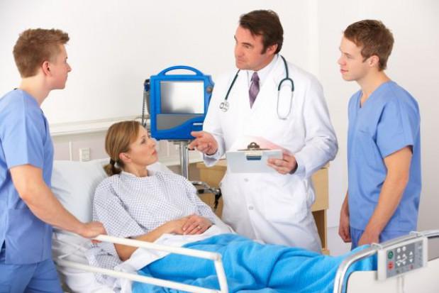 Szpitale muszą mieć 58 mld zł na inwestycje