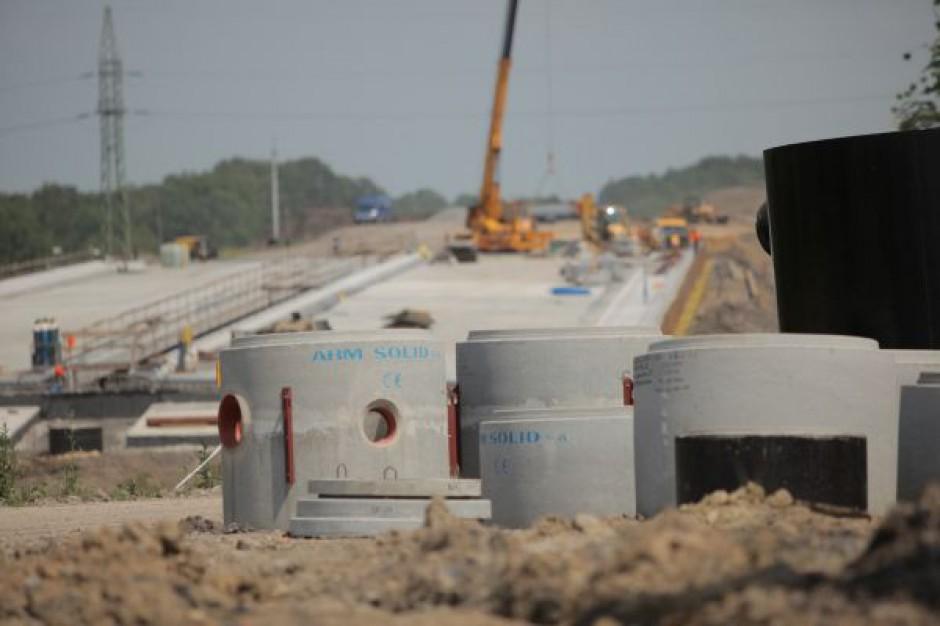 Opóźnienia przy budowie drogi krajowej nr 16