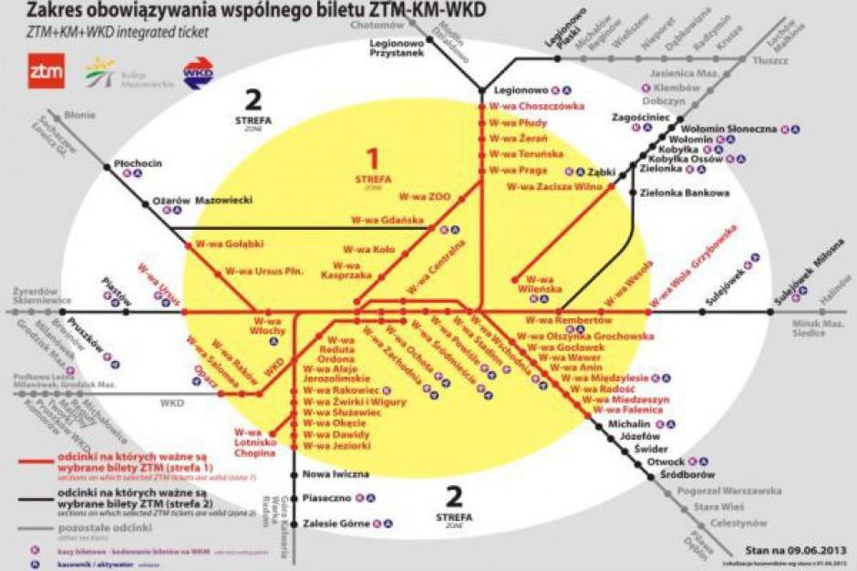 """""""Wspólny bilet"""" niepewny w gminach powiatu wołomińskiego"""