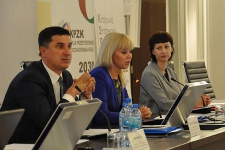 Postęp prac nad Krajową Polityką Miejską