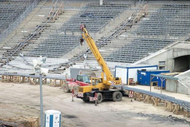 Firmy odstąpiły od umowy na budowę dachu Stadionu Śląskiego
