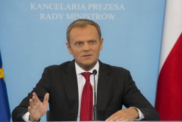 Premier: większy udział JST w kasie z UE
