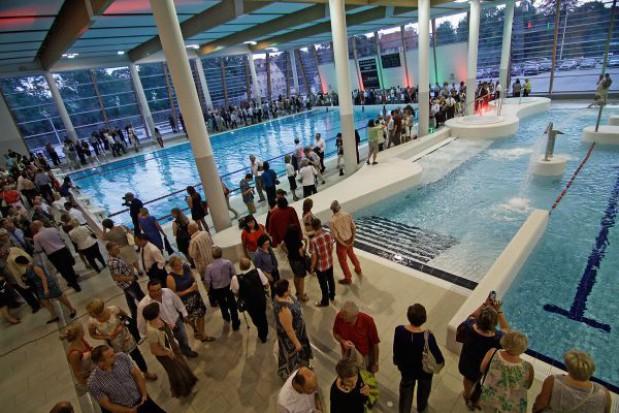 Otwarcie centrum sportowego w Wałbrzychu