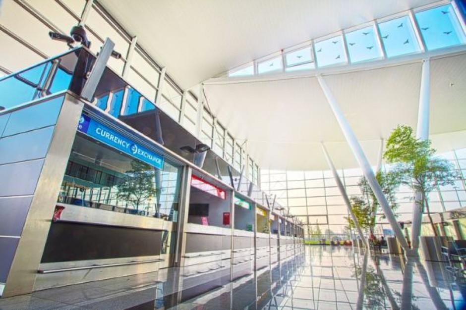 Wrocławskie lotnisko - Budową Roku 2012