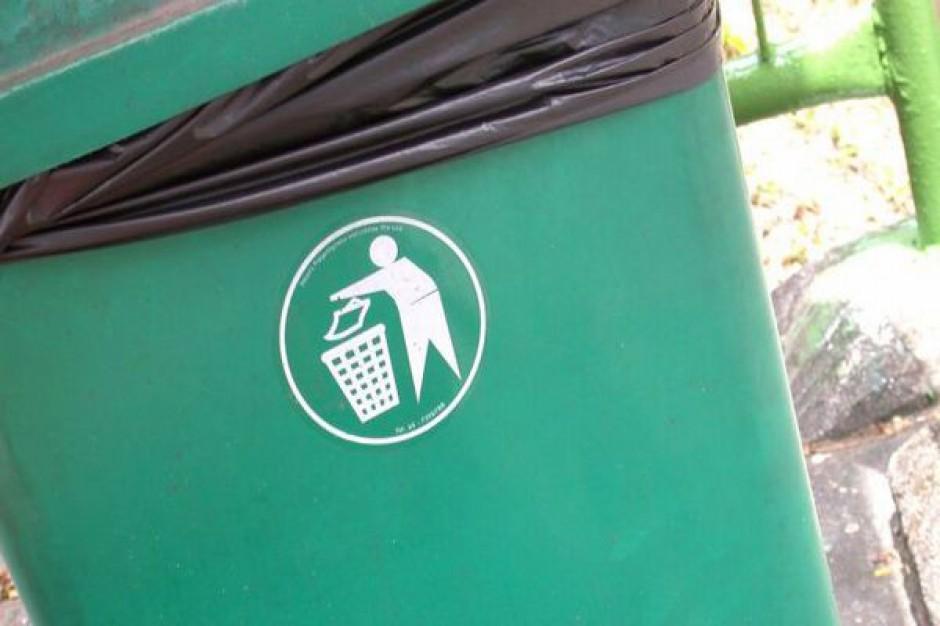Trzeba nauczyć się lepszej utylizacji śmieci