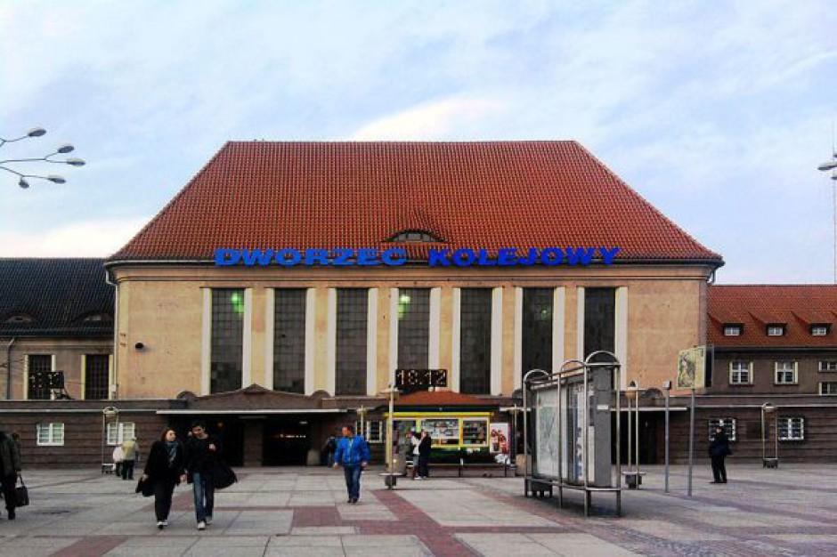 Przebudowa gliwickiego dworca PKP do 2015 r.