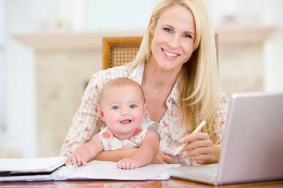 Program pomoże wrócić mamom do pracy