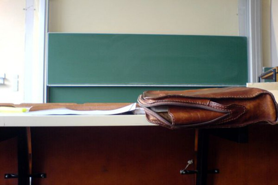 Dyrektorka szkoły sfałszowała wyniki egzaminów