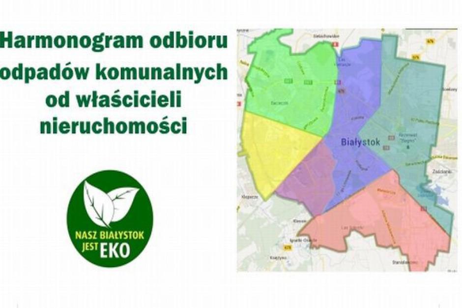 MPO zastąpi Czyściocha w odbiorze śmieci w Białymstoku