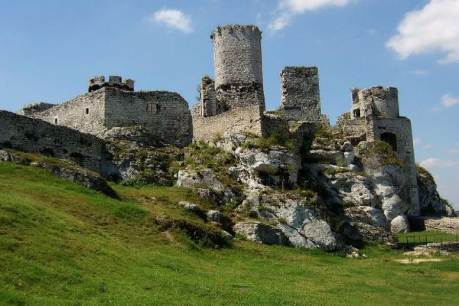 Remont średniowiecznego zamku za unijną kasę