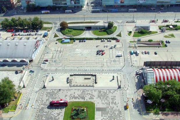 Nowy pomysł na plac Defilad