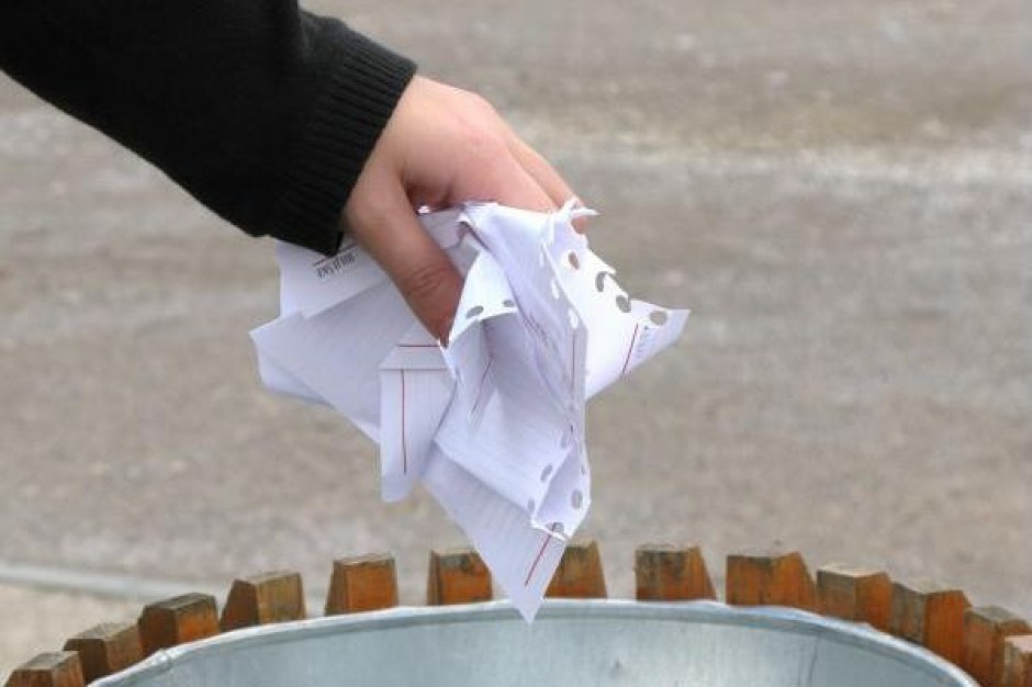 Śmieci stworzyły miejsca pracy dla tysięcy urzędników