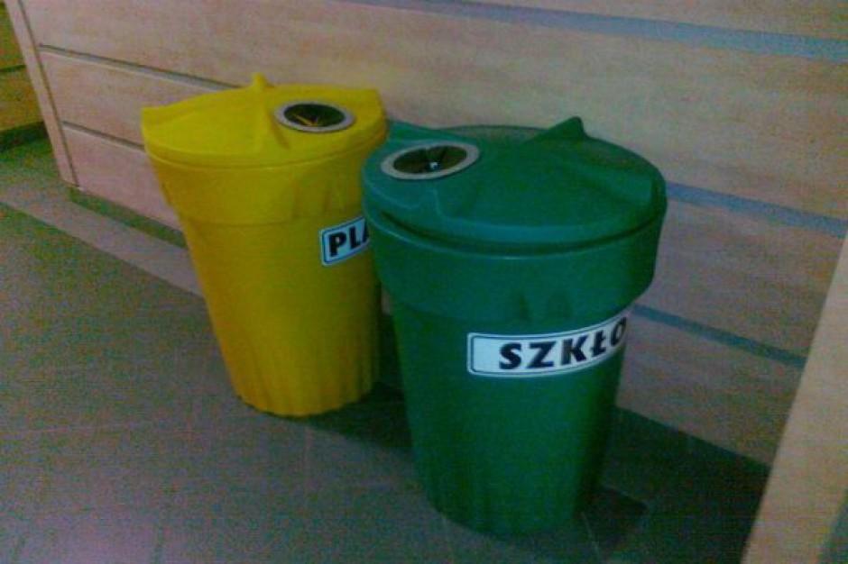 Problem z pojemnikami na odpady w Radomiu