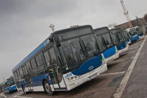 Przetarg na obsługę linii autobusowych w Krakowie