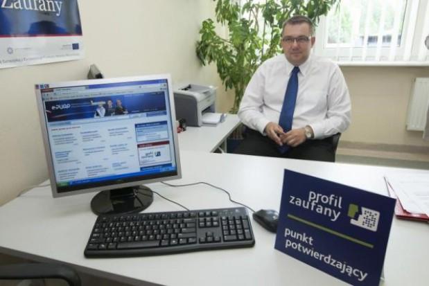 Gdańsk potwierdza profile zaufane