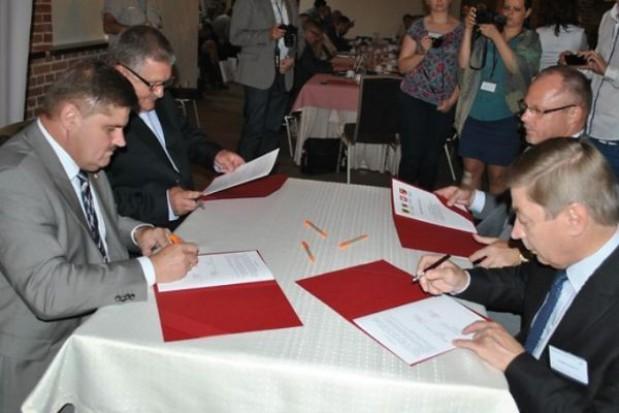 Współpraca regionów w sprawie programu rozwoju dolnej Wisły