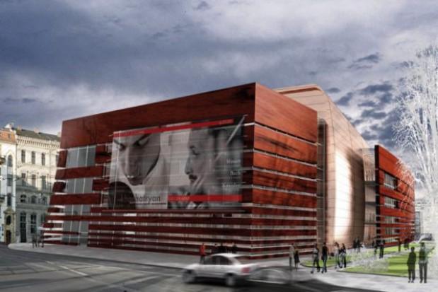 Dokończą budowę Narodowego Forum Muzyki