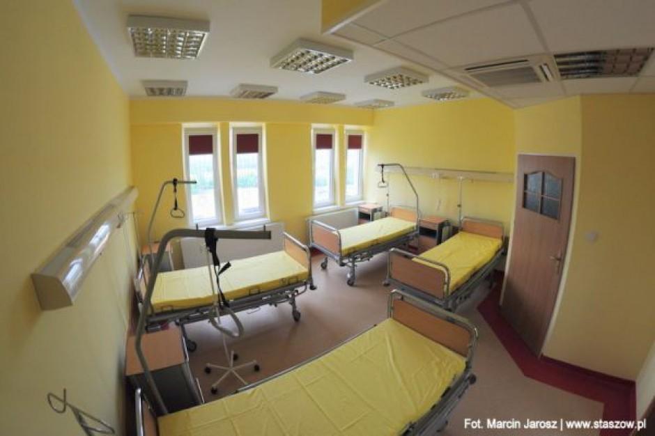 Nowe oblicze oddziału neurologicznego w Staszowie