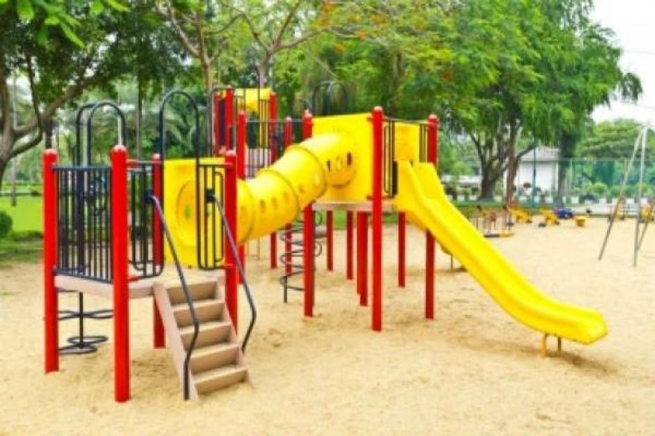 W Bełchatowie dzieci mają się gdzie bawić