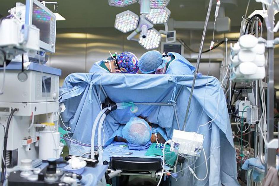 Zmodernizowano oddział białej chirurgii