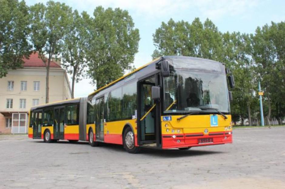Warszawa wzbogaci się o nowe autobusy
