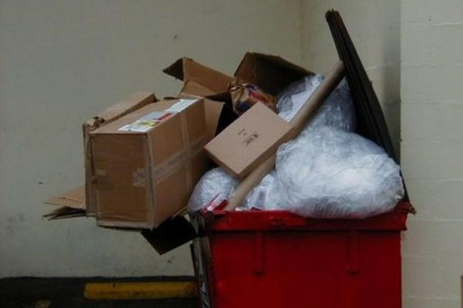 Ci, którzy nie segregują odpadów w blokach mogą spać spokojnie?
