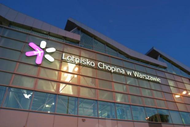 Na Lotnisku Chopina odprawiono w I połowie br. ponad 23 tys. ton towarów