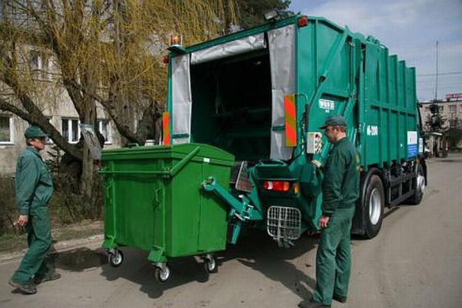 Będą kary dla firm za opóźnienia w wywozie śmieci