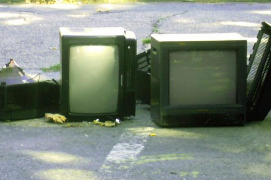 Zanim skorzystasz ze zbiórki elektrośmieci, sprawdź, kto ją organizuje