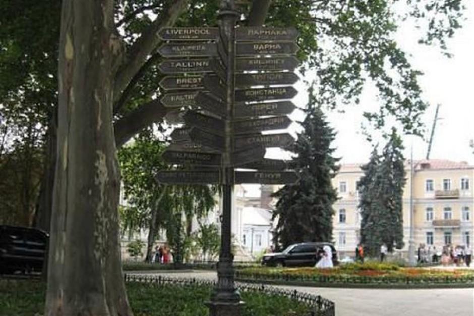 Pomysł na otoczenie radomskiego dworca